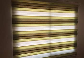Layered Shades Project | Sherman Oaks Blinds & Shades, CA