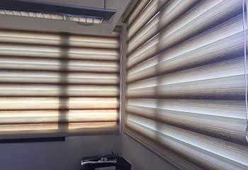 Motorized Shades Project | Sherman Oaks Blinds & Shades, CA